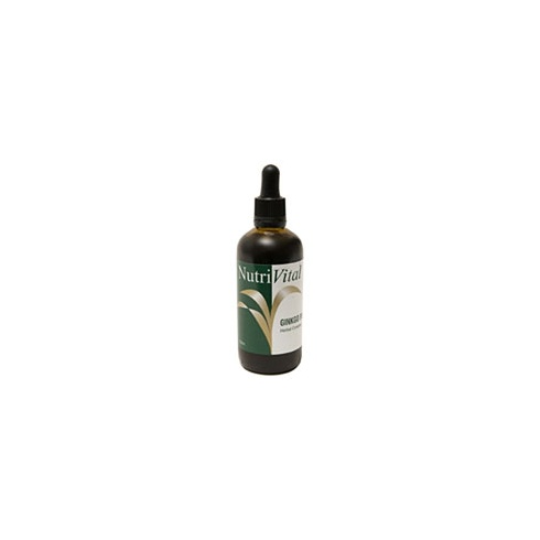 Nutrivital Ginkgo Plus 100ml