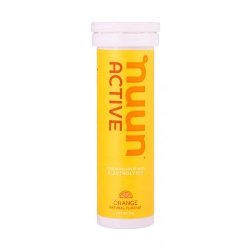 Nuun Active with Electrolytes Orange 10's
