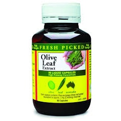 Olive Leaf Extract 90 Caps