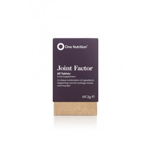 One Nutrition Joint Factor 60's