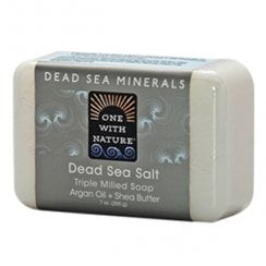 One with Nature Dead Sea Salt Soap 200g