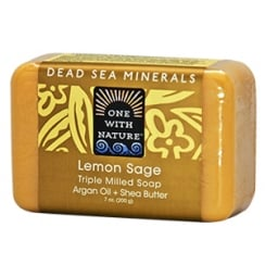 Lemon Sage Soap 200g