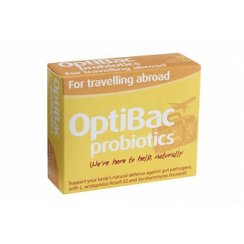 For Travelling Abroad (Travla) 20 capsules