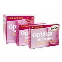 OptiBac Probiotics - For bowel calm - 16 Capsules