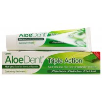 AloeDent Original Triple Action Toothpaste 100ml