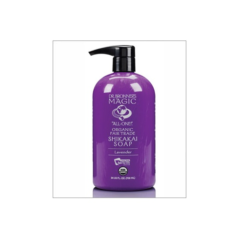 Dr. Bronner's Magic Soaps Organic Shikakai Lavender Hand Soap 709ml