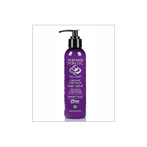 Dr. Bronner's Magic Soaps Organic Style Cream Lavender 178ml