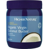 Organic Virgin Coconut Oil 400g