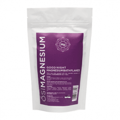 Magnesium Good Night Bath Flakes Lavender 1kg