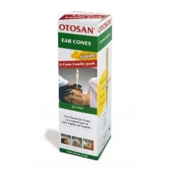 Otosan ear cones for family (3 Pack)