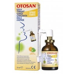 Otosan Otosan Throat Spray Forte 30ml