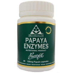 Papaya Enzymes 120mg 60's