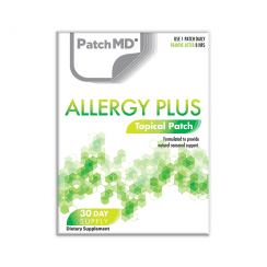 PatchMD Allergy Plus (Topical Patch 30 Day Supply) - 30 Patches