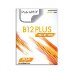 PatchMD B12 Energy Plus (Topical Patch 30 Day Supply) - 30 Patches