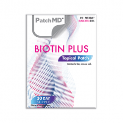 PatchMD Biotin Plus (Topical Patch 30 Day Supply) - 30 Patches