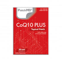 PatchMD CoQ10 Plus (Topical Patch 30 Day Supply) - 30 Patches