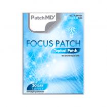 PatchMD Focus Plus (Topical Patch 30 Day Supply) - 30 Patches
