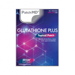 PatchMD Glutathione Plus (Topical Patch 30 Day Supply) - 30 Patches