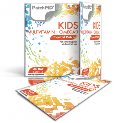 PatchMD Kids MultiVitamin Plus (Topical Patch 30 Day Supply) - 30 Patches