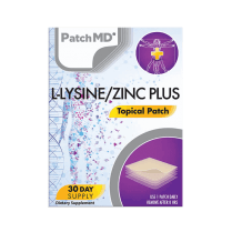 PatchMD L-Lysine/Zinc Plus (Topical Patch 30 Day Supply) - 30 Patches