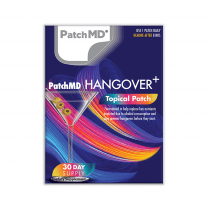 PatchMD Last Call Hangover Prevention (Topical Patch 30 Day Supply) - 30 Patches