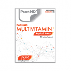 PatchMD MultiVitamin Plus (Topical Patch 30 Day Supply) - 30 Patches