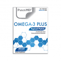 PatchMD Omega-3 Plus (Topical Patch 30 Day Supply) - 30 Patches