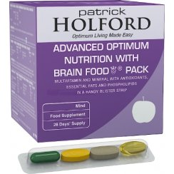 Advanced Optimum Nutrition with Brain Food 28 days (Currently Unavailable)