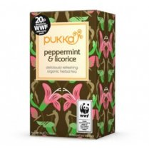 Peppermint & Licorice Tea 20 sachets