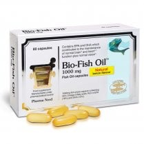 Bio-Fish Oil 1000mg 80's