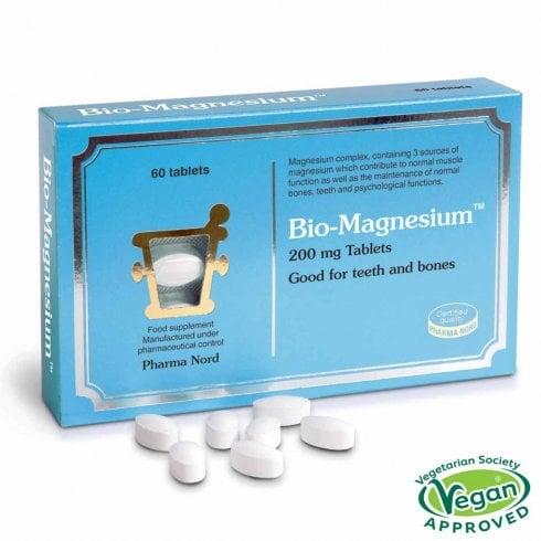 Pharma Nord Bio-Magnesium - 200mg 60 tabs