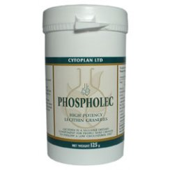 Phospholec (Golden): Super-strength Lecithin 125g