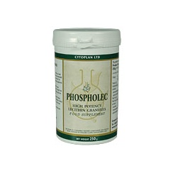 Phospholec (Golden) : Super-strength Lecithin 250g