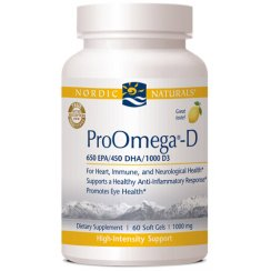 ProOmega-D 3 & 9 - Lemon 237ml