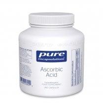 Pure Encapsulations Ascorbic Acid - 250 Capsules