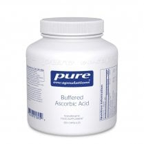 Pure Encapsulations Buffered Ascorbic Acid - 250 Capsules