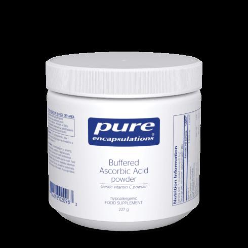 Pure Encapsulations Buffered Ascorbic Acid Powder -227g
