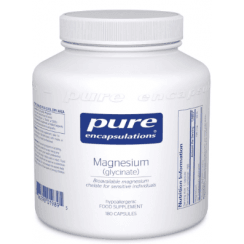 Magnesium (glycinate) 180's (Currently Unavailable)