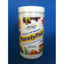 PurelyPak 30 sachets (whole food vitamin complex)