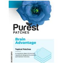 Purest Patches Brain Advantage (1 Month Supply) - 30 Patches
