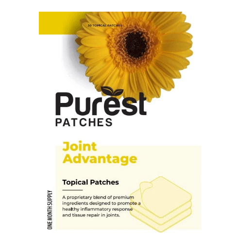 Purest Patches Joint Advantage (1 Month Supply) - 30 Patches