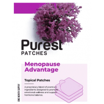 Purest Patches Menopause Advantage (1 Month Supply) - 30 Patches