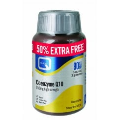 Coenzyme Q10 150mg 90's (50% Extra Free)