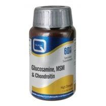 Glucosamine, MSM & Chondroitin 60's