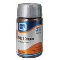 Multi B Complex with 500mg Vitamin C 30's