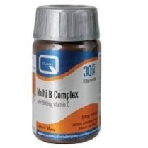 Multi B Complex with 500mg Vitamin C 60's