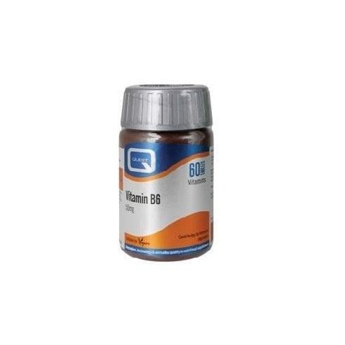 Quest Vitamins Vitamin B6 50mg 60's