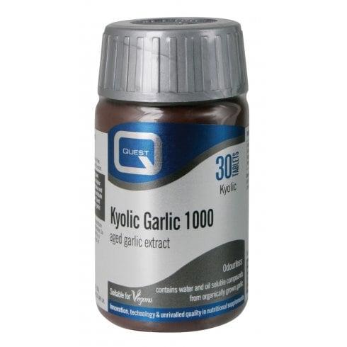 QuestVitamins Kyolic Garlic 1000mg 30's