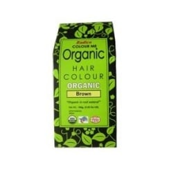 Organic Hair Colour Brown 100g