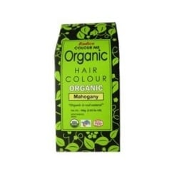 Organic Hair Colour Mahogany 100g